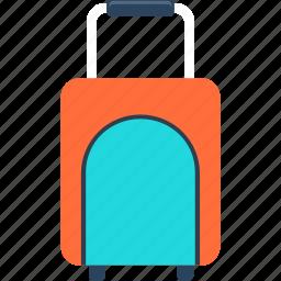bag, holiday, holidays, travel, vacation icon