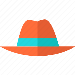 hat, holiday, holidays, summer, travel icon