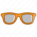 flat glasses, glasses, glasses elements, holiday, summer
