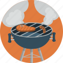 barbecue, bbq, beef, grill, meet, smoke icon