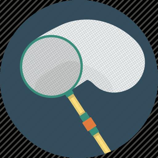 bug, bug catcher icon