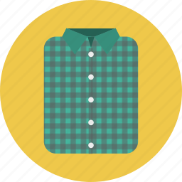 lumberjack, lumberjack shirt, shirt icon