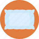pillow, relax, sleep icon