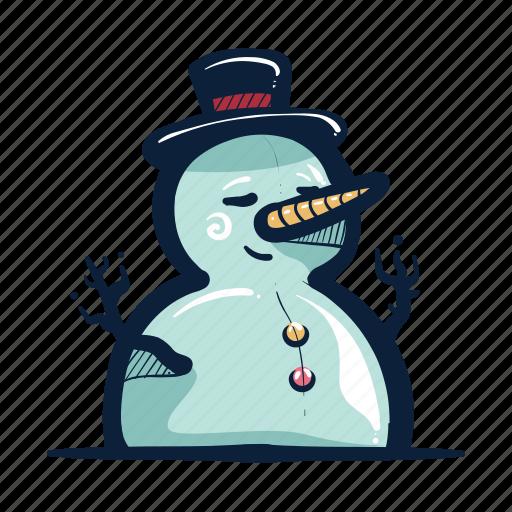 Christmas, decor, decoration, snow, snowman, winter icon - Download on Iconfinder