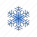 flakes, snow, snow flakes, winter icon