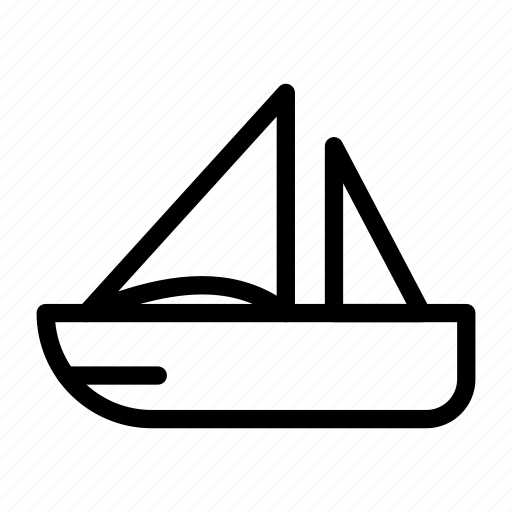 boat, cruise, ship, transport, travel icon