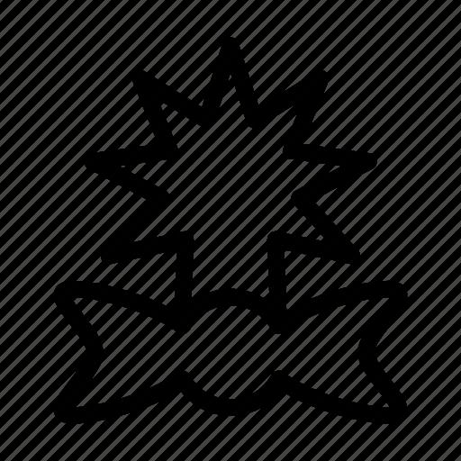 Surprise, bonous, gift, present, bow icon