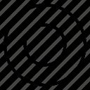 circle, rim, ring, tier icon