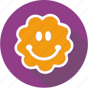celebration, cocktail, food, masquerade, party, smile, sweets icon