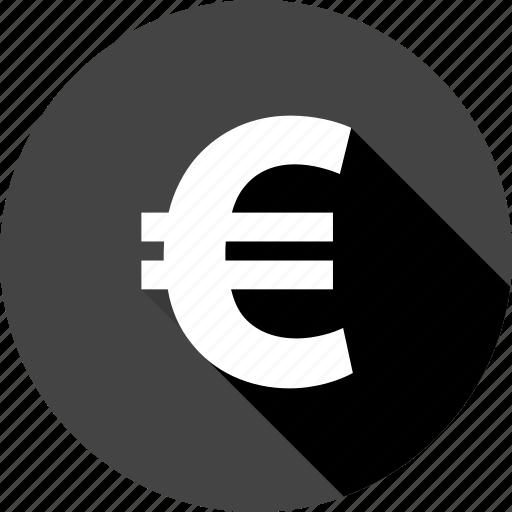euro, internet, open, shop, store icon