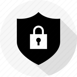 locked, online, open, shield, shop, store icon
