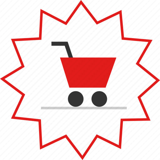 cart, price, shop, tag icon