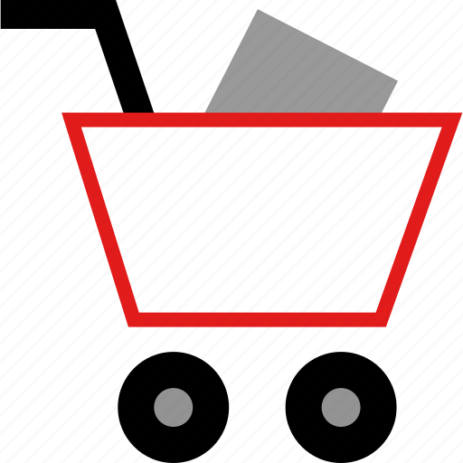 cart, pay, shopping icon