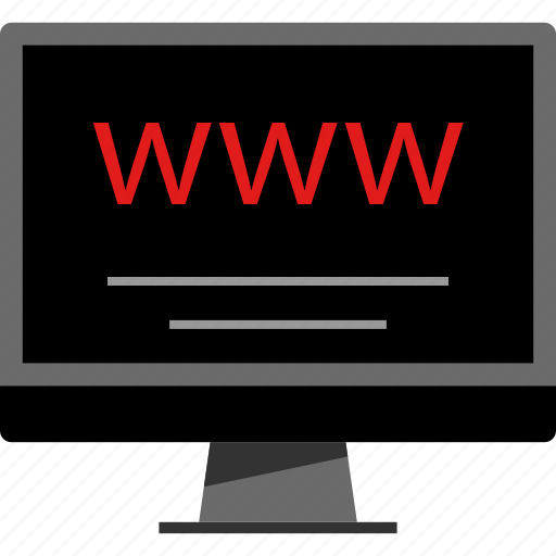 computer, online, web, www icon