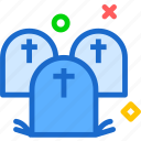 cemetery, dead, grave, grounded, haloween3