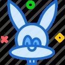 animal, easter, rabbit