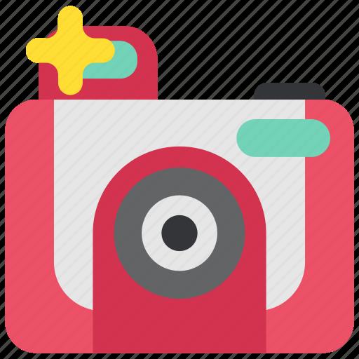 camera, holiday, image, photo, photography, tourism, travel icon
