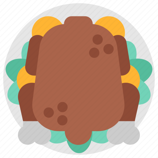 celebration, cooking, dish, food, holiday, thanksgiving day, turkey icon