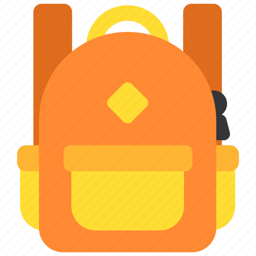 backpack, holiday, tourism, transportation, travel, vacation icon