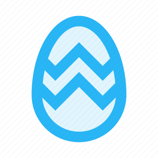 celebration, decoration, draw, easter, egg, paint, pattern icon