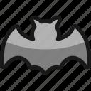 halloween, bat