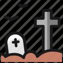 halloween, graveyard