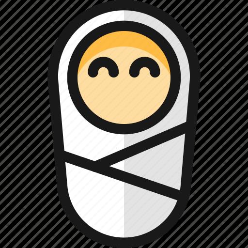 Baby, newborn icon - Download on Iconfinder on Iconfinder