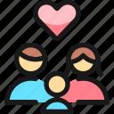 family, heart