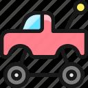 toys, car, push