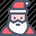 celebration, christmas, claus, holiday, santa, winter, xmas icon
