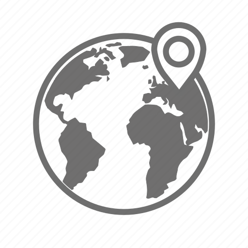 earth, global, holiday, planet, traveling, vacation, world icon