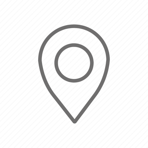 gps, location, locator, navigation, pin, place, point icon