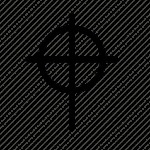 celtic, cemetery, cross, grave, latin, nimbus, wheel icon
