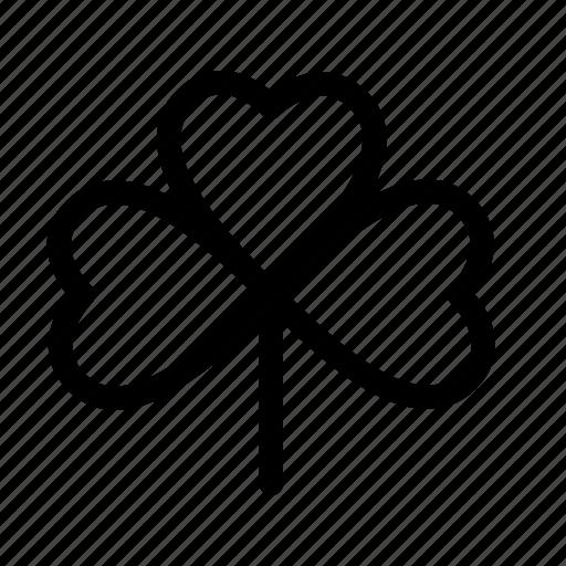 clover, irish, patrick's, patty's, saint, st icon