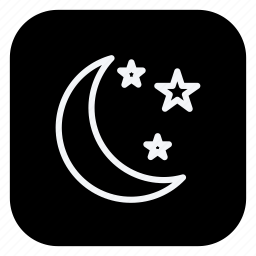christmas, holiday, holidays, moon, outdoor, trip, vacation icon