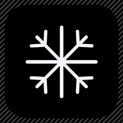 christmas, holiday, holidays, outdoor, snowflake, trip, vacation icon