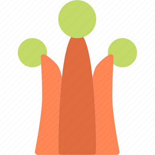 celebrate, christmas, clown, elf, hat, party, winter icon