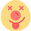 birthdayclown, celebrate, party icon