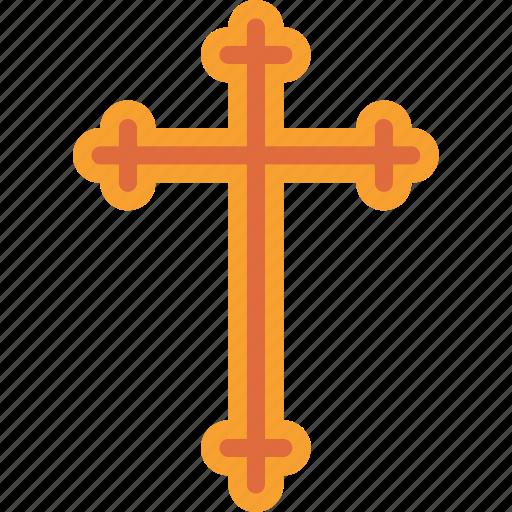 catholic, cross, god, heavy, holy, orthodox, word icon