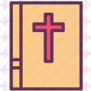 bible, book, god, holy, scripture, word icon