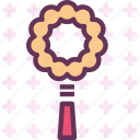 crown, fortune, luck icon
