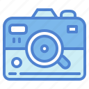 camera, lens, photography, picture icon