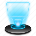 hologram, holographic, mypc, system, thispc, windows icon