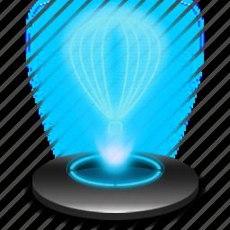 art, cdr, corel, coreldraw, draw, graphic, hologram icon