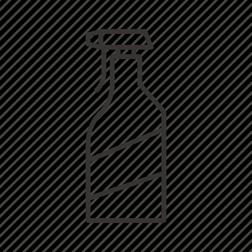 bottle, clean, detergent, dishwashing, washing icon