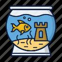 aquarium, aquarius, fish, pet, water