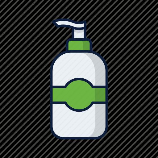 cosmetics, dispenser, foam, liquid, lotion, soap, wash icon