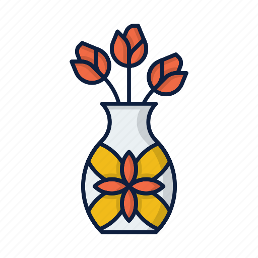 comfort, eco, flower, grow, home, plant, pot icon