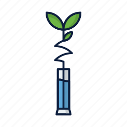 comfort, eco, flower, grow, home, ikea, plant icon