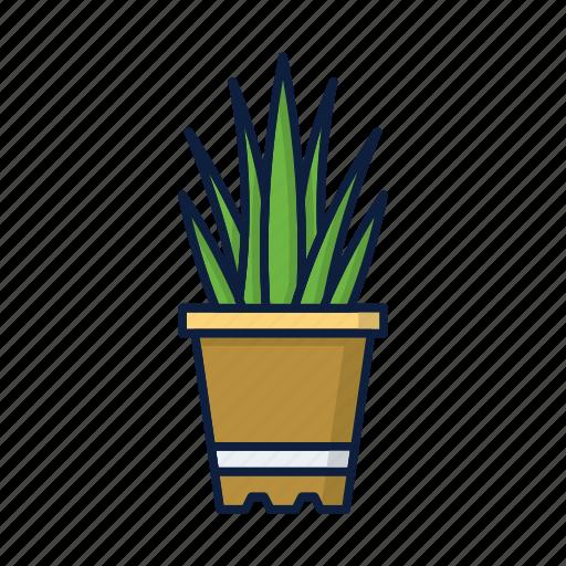 comfort, flower, grow, home, ikea, plant, pot icon